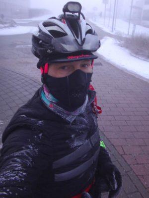 Kleidung Für Die Winterfahrt