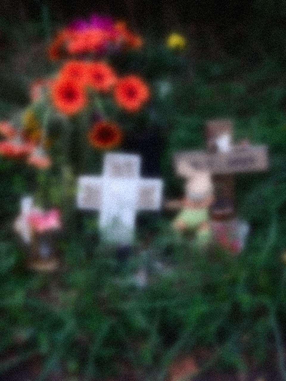 Traurig: Der Tod fährt mit :-(